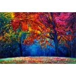 Puzzle  Grafika-Kids-01044 XXL Pieces - Autumn Forest