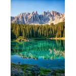 Puzzle  Grafika-Kids-01046 Magnetic Pieces - Dolomites, Italy