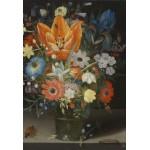 Puzzle  Grafika-Kids-01085 XXL Pieces - Peter Binoit: Still Life with Iris, 1623