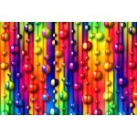 Puzzle  Grafika-Kids-01099 XXL Pieces - Multicolored Bubbles