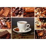 Puzzle  Grafika-Kids-01105 Coffee Collage
