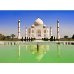 Puzzle  Grafika-Kids-01136 Magnetic Pieces - Taj Mahal