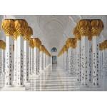 Puzzle  Grafika-Kids-01145 Sheikh Zayed Mosque in Abu Dhabi, United Arab Emirates