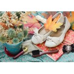 Puzzle  Grafika-Kids-01157 XXL Pieces - Vintage Dancing Shoes