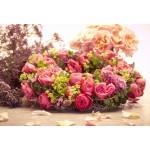 Puzzle  Grafika-Kids-01169 XXL Pieces - Vintage Bouquet