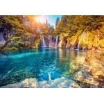 Puzzle  Grafika-Kids-01188 Plitvice Lakes National Park, Croatia