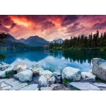 Puzzle  Grafika-Kids-01193 Magnetic Pieces - High Tatras, Slovakia, Poland