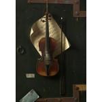Puzzle  Grafika-Kids-01280 William Michael Harnett: The Old Violin, 1886