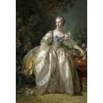 Puzzle  Grafika-Kids-01286 François Boucher: Madame Bergeret, 1766