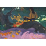 Puzzle  Grafika-Kids-01299 Paul Gauguin: Fatata te Miti (By the Sea), 1892