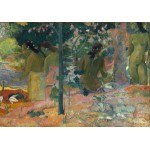 Puzzle  Grafika-Kids-01306 Paul Gauguin : The Bathers, 1897
