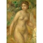 Puzzle  Grafika-Kids-01319 Auguste Renoir : Nude, 1895