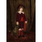 Puzzle  Grafika-Kids-01343 Mary Cassatt: Eddy Cassatt (Edward Buchanan Cassatt), 1875
