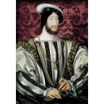 Puzzle  Grafika-Kids-01353 Jean Clouet : François Ier's Portrait, King of France, 1530