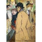Puzzle  Grafika-Kids-01361 Henri de Toulouse-Lautrec: Alfred la Guigne, 1894