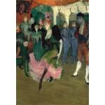 Puzzle  Grafika-Kids-01362 Henri de Toulouse-Lautrec: Marcelle Lender Dancing the Bolero in