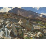 Puzzle  Grafika-Kids-01389 John Singer Sargent: Simplon Pass, 1911