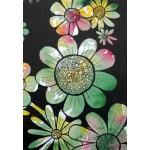 Puzzle  Grafika-Kids-01392 Doodle Flowers