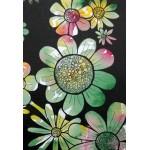 Puzzle  Grafika-Kids-01394 XXL Pieces - Doodle Flowers