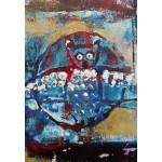 Puzzle  Grafika-Kids-01395 Owl
