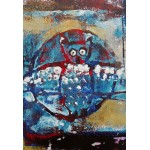 Puzzle  Grafika-Kids-01398 XXL Pieces - Owl