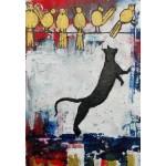 Puzzle  Grafika-Kids-01399 Cat Games