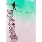 Puzzle  Grafika-Kids-01407 Woman Tightrope Walker