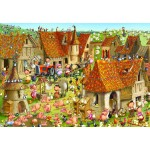 Puzzle  Grafika-Kids-01464 François Ruyer - Farm