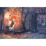 Puzzle  Grafika-Kids-01490 François Ruyer - Witch