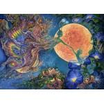 Puzzle  Grafika-Kids-01530 Josephine Wall - Moonlit Awakening