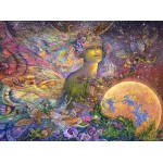 Puzzle  Grafika-Kids-01533 Josephine Wall - Titania