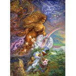 Puzzle  Grafika-Kids-01536 Josephine Wall - Wind of Change