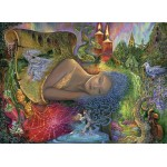 Puzzle  Grafika-Kids-01538 Josephine Wall - Dreaming in Color