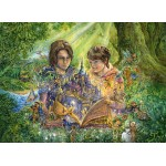 Puzzle  Grafika-Kids-01565 Josephine Wall - Magical Storybook