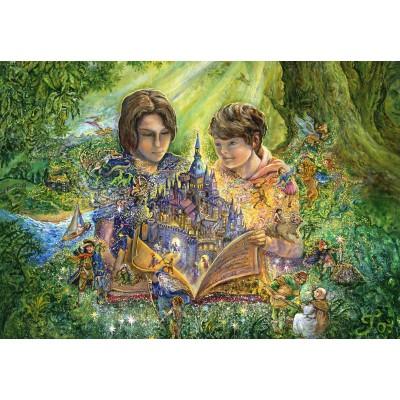 Puzzle Grafika-Kids-01566 Josephine Wall - Magical Storybook
