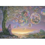 Puzzle  Grafika-Kids-01577 Josephine Wall - Bubble Tree