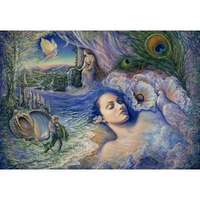 Puzzle Grafika-Kids-01586 Josephine Wall - Whispered Dreams