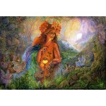 Puzzle  Grafika-Kids-01596 Josephine Wall - Lighting the Way