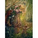 Puzzle  Grafika-Kids-01597 Josephine Wall - The Wood Nymph