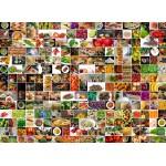 Puzzle  Grafika-Kids-01612 Kitchen in Color