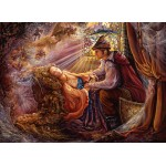 Puzzle  Grafika-Kids-01623 Josephine Wall - Sleeping Beauty