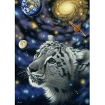 Puzzle  Grafika-Kids-01634 Magnetic Pieces - Schim Schimmel - One with the Universe