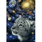 Puzzle  Grafika-Kids-01636 XXL Pieces - Schim Schimmel - One with the Universe