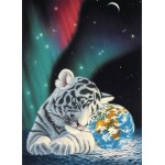 Puzzle  Grafika-Kids-01642 Schim Schimmel - Earth Light