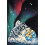 Puzzle  Grafika-Kids-01646 XXL Pieces - Schim Schimmel - Earth Light