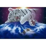Puzzle  Grafika-Kids-01657 Schim Schimmel - Cuddle Time