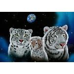 Puzzle  Grafika-Kids-01664 XXL Pieces - Schim Schimmel - Gentle Family