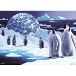 Puzzle  Grafika-Kids-01677 Magnetic Pieces - Schim Schimmel - Antarctica's Children