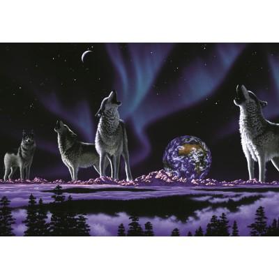 Puzzle Grafika-Kids-01696 Schim Schimmel - Earth Song