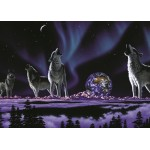 Puzzle  Grafika-Kids-01697 Magnetic Pieces - Schim Schimmel - Earth Song